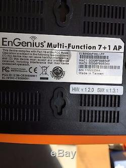 EnGenius 7+1 AP ECB3500 Access Point Wireless 802.11g Router 108Mbps