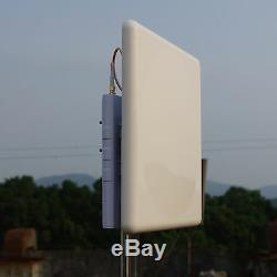 High power 5G wireless outdoor access point 300Mbps & 217dBi Mimo Antenna 2T2R