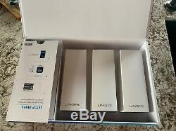 Linksys Velop Tri-Band Mesh Wi-Fi System 3-Pack White AC6600