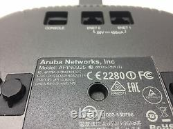Lot of 10 Aruba Networks 320 APIN0325 Wireless Access Point, Tested & Reset Fair