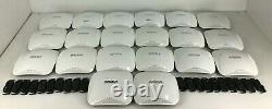 Lot of 20x Aruba Networks AP-225 Wireless Access Point with mounts APIN0225