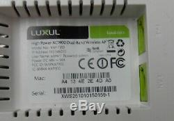 Lot of 4 Luxul XAP-1510 Access Points Good Condition Free UPS Shipping