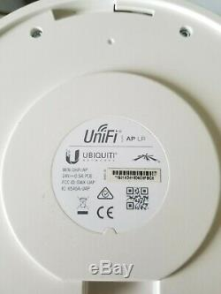 Lot of (6) Ubiquiti UniFi AP AC Wireless Access Points With Cables