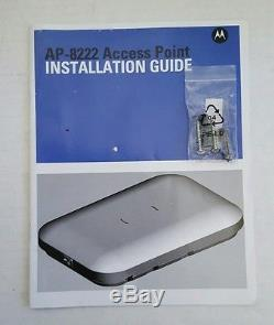 Motorola AP-8222 Dual Radio Wireless Access Point Base Station New-See Details