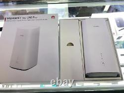 NEW Huawei H112-370 5G 4G CPE Pro 2.33Gbps WiFi Hotspot Router Unlocked Bandn78