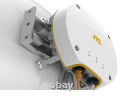 NEW Mimosa Networks B11 1.5 Gbps 11GHz PtP backhaul 4X4 MIMO FREE SHIP