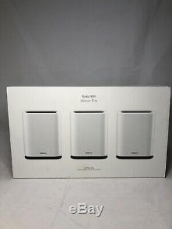 Nokia WiFi Beacon 1 High Performance Whole Home Mesh System 3-Pack