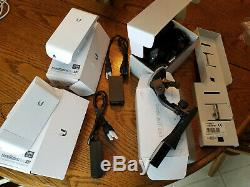 Pair of Ubiquiti NanoStation loco M2 Access Points (2 Units withextra accessories)