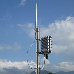 Saturn_R2400N WiFi Wireless Outdoor Access Point Repeater POE External Antenna N