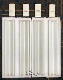 Set of Four Ubiquiti AM-2G15-120 airMAX Sector Antenna and Rocket M2 Radio