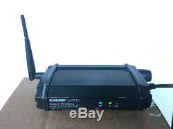 Shure Axient Showlink AXT610 access point wireless microphone transmitters ad