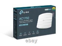 TP-Link Omada EAP245 Indoor WLAN Access Point AC1750 Dualband MU-MIMO PoE weiß
