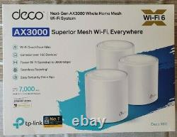 Tp-link deco x60 wifi 6 ax3000 Access Point Router 1 PACK