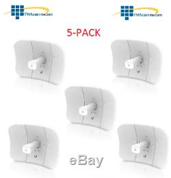 Ubiquiti Networks LBE-5AC-GEN2 (5 PACK) US LiteBeam 5AC 2 with FREE SHIPPING
