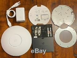 Ubiquiti Networks UAP-AC-HD Wave 2 Enterprise Access Point with all accessories