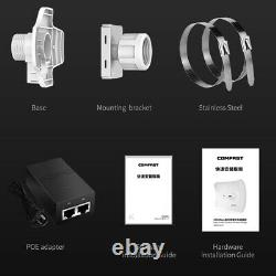 Wireless Access Point Wifi Extender with Port Outdoor Wifi Internet Extender